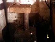 Печь в гараже на отработанном масле