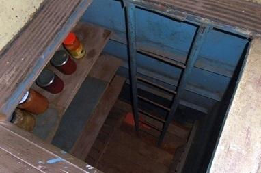 Ремонт кессона в гараже