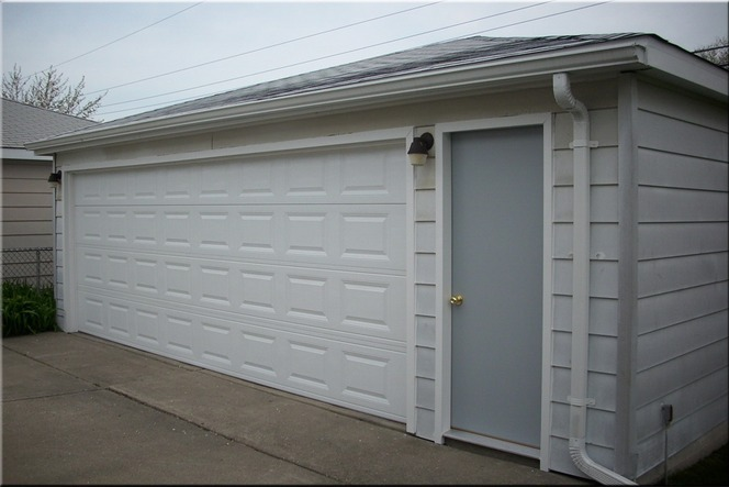 Ремонт ворот гаража