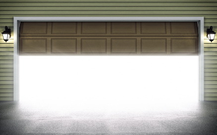 Ворота гаража