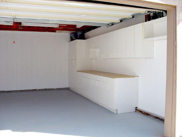 Обустройство и ремонт гаража