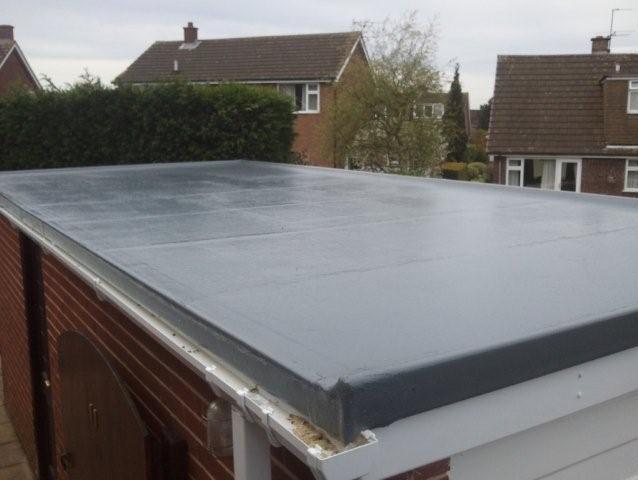 Гидроизаляция крыши гаража руберойд